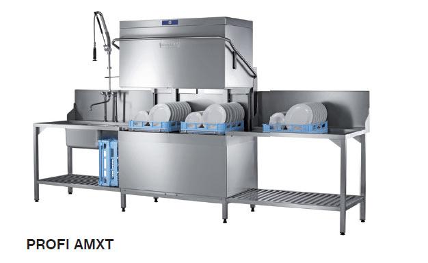 Kopulové umývačky PROFI AMXT